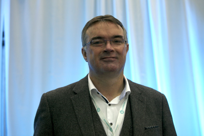 Richard Harris, Director of Service Delivery and Investigations FireEye