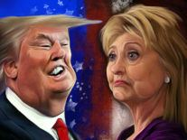Clinton v Trump US presidential parodies are music to our ears
