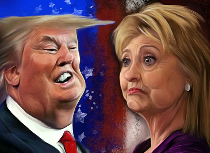 How Clinton vs Trump US presidential race is actually music to our ears