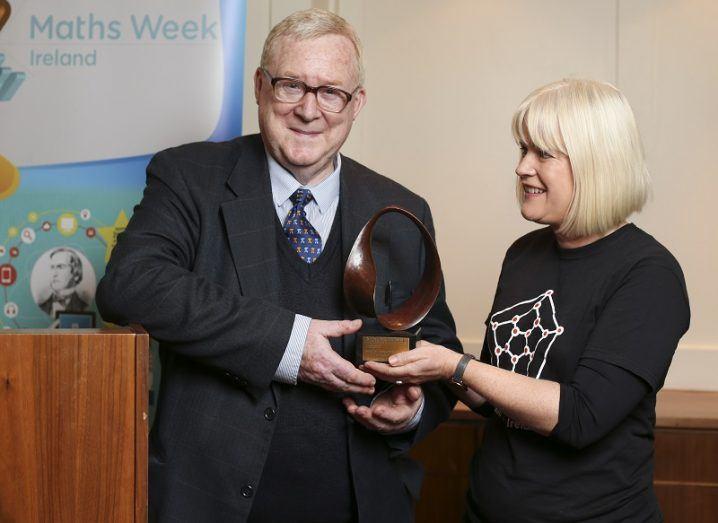 Des MacHale award