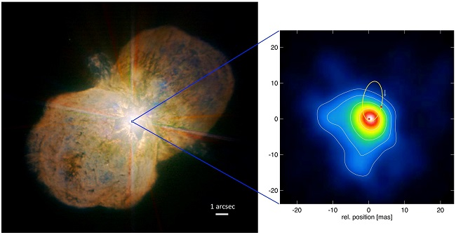 Eta Carinae imags