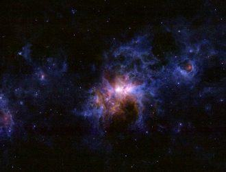 New deep space images show violent cosmic wind collision in Eta Carinae