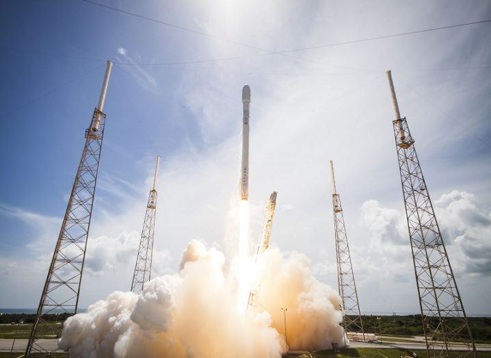 SpaceX ULA rival Falcon 9