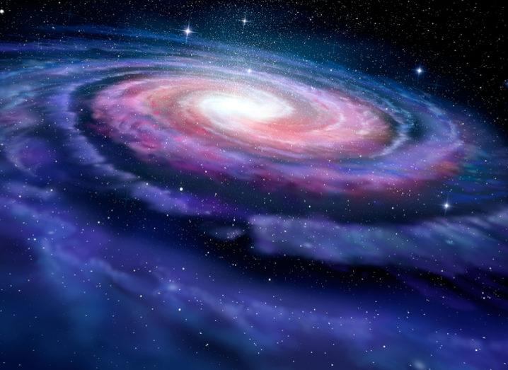Universe galaxies