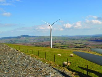 Wind energy industry still booming in Ireland