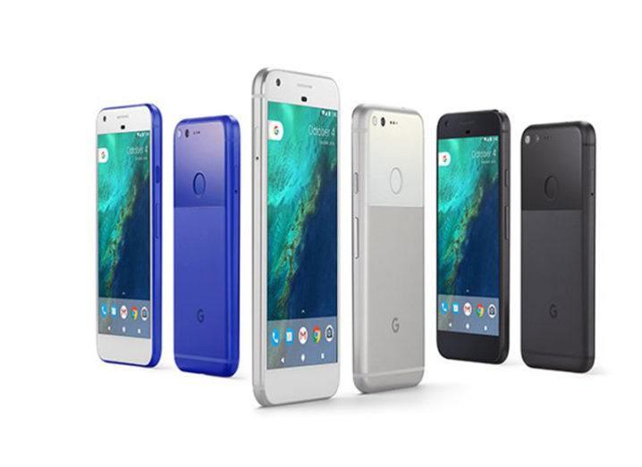 Google's new Pixel smartphones