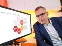 The five-minute CIO: Grant Waterfall, PwC