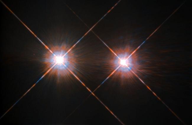 Alpa Centauri stars