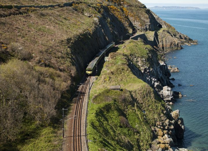 Irish Rail invests in green tech to cut its energy costs