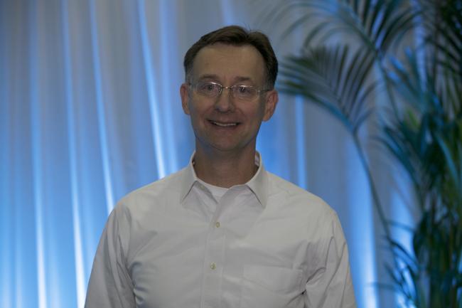 Leo McAdams, divisional manager for ICT, Enterprise Ireland