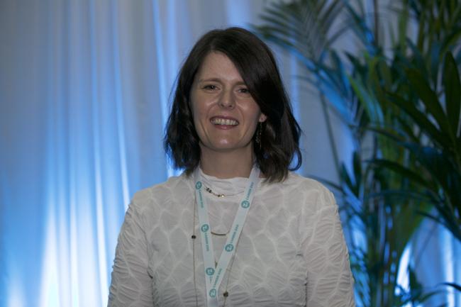 Linda Beckett, IT Development Team Manager AIB