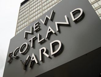 Encryption of blog deemed terrorist activity by London police