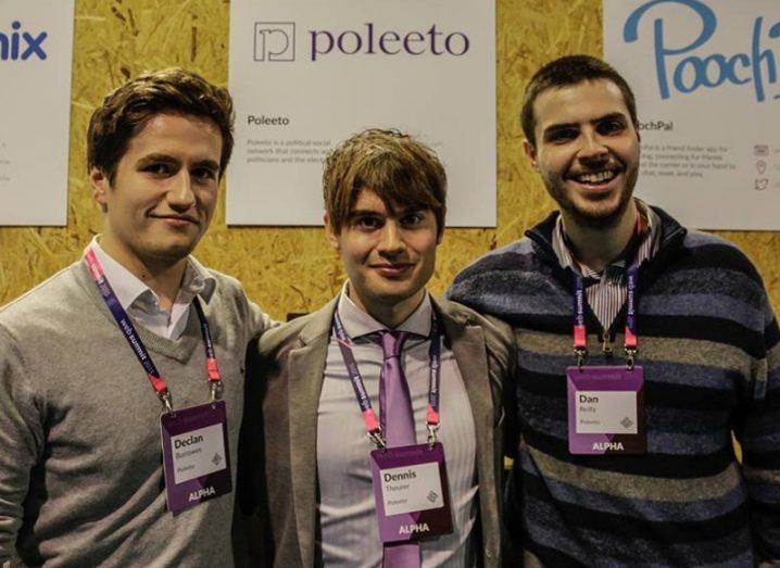 start-up of the week Poleeto