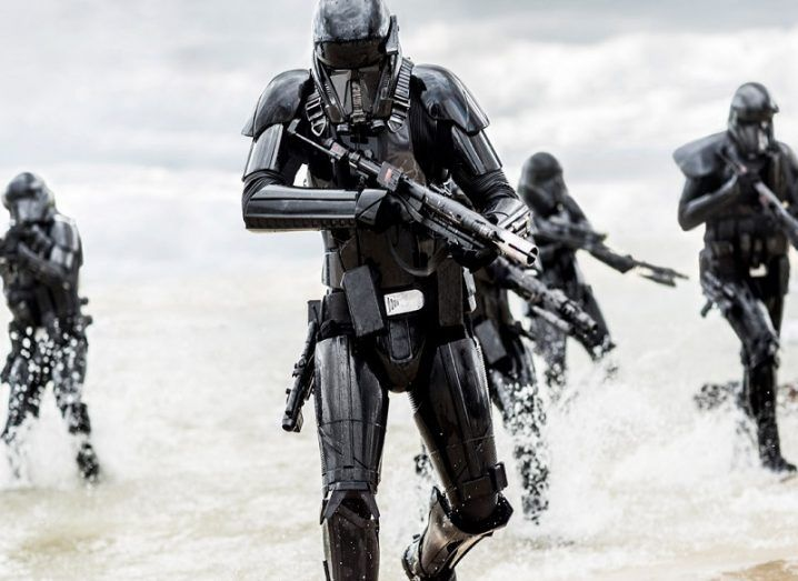 Rogue One trailer soldiers
