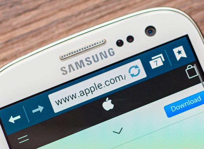 Apple Samsung Patent Wars