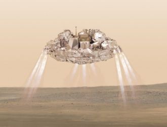 Mars set to welcome new robot citizen as Schiaparelli starts descent