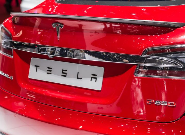 Tesla reveals all cars will have self-driving capabilities