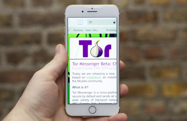 Tor iPhone 7 Plus