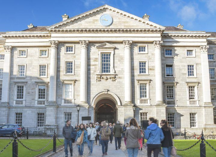AMBER is based at Trinity College Dublin. Image Aitormmfoto/Shutterstock