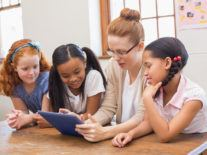 Broadband in schools gets an A but ICT 'could do better'