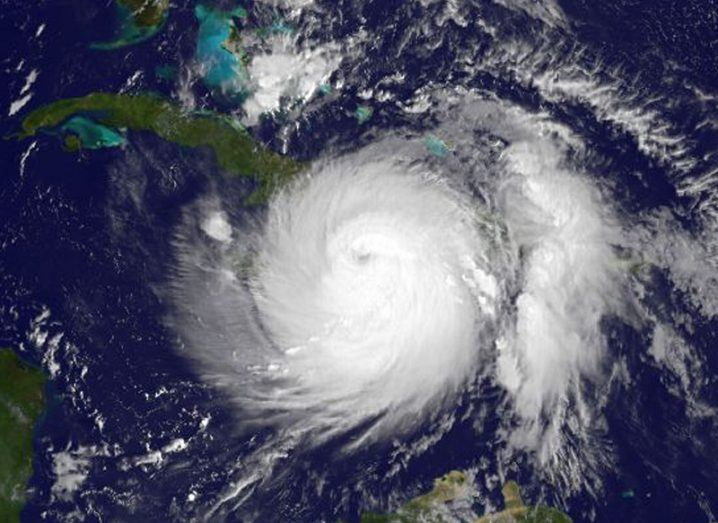 Hurricane Matthew Caribbean