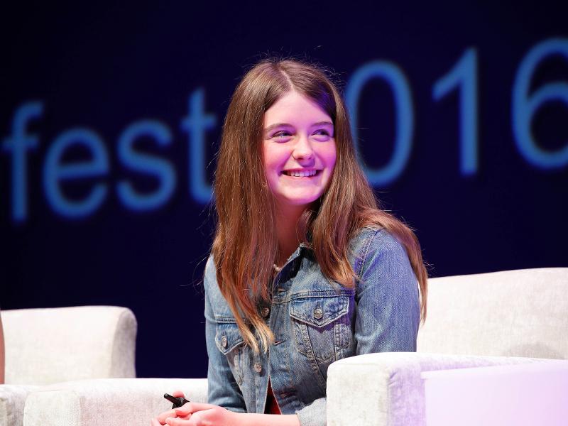 Coding definitely isn't a boy thing, says 13-year-old Niamh Scanlon