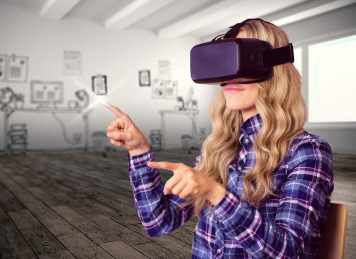 oculus buys Irish tech firm InfiniLED