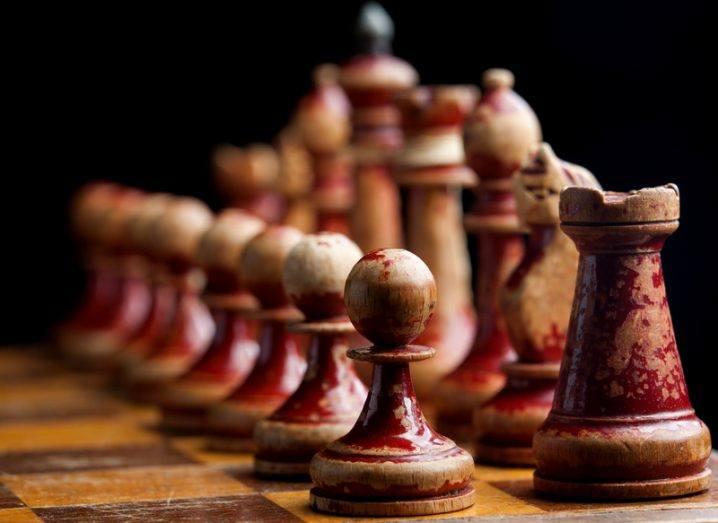 Maths: chess pieces