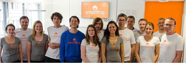 Smartfrog raises €20m
