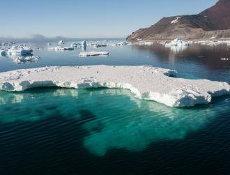 'Vicious circle' of climate change is rapidly melting the Arctic at record level