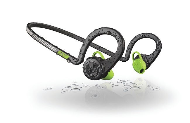 BackBeat Fit headpones. Image: Plantronics
