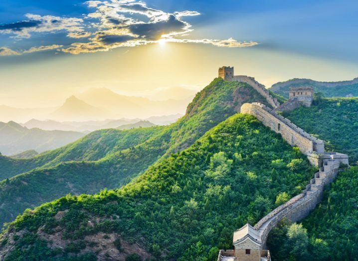 Is Facebook working on software to get past Great Firewall of China?