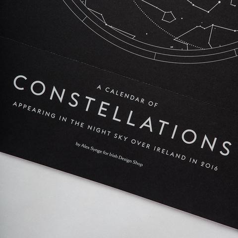 Constellations calendar