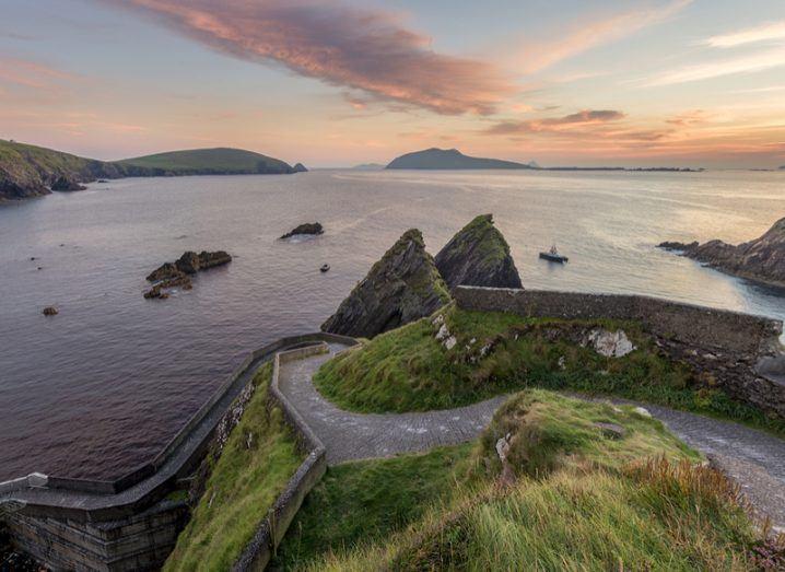 Ireland's Edge Dingle peninsula