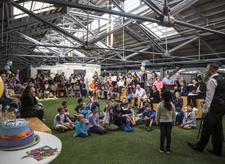 Dogpatch has a new patch – 40,000 sq ft extra space includes urban garden