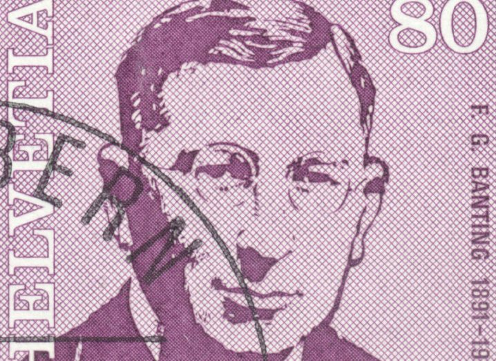 Google Insulin Logo For Frederick Banting Birthday