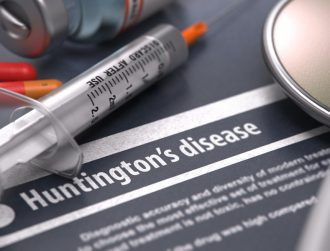 Potential breakthrough in tracking Huntington's disease