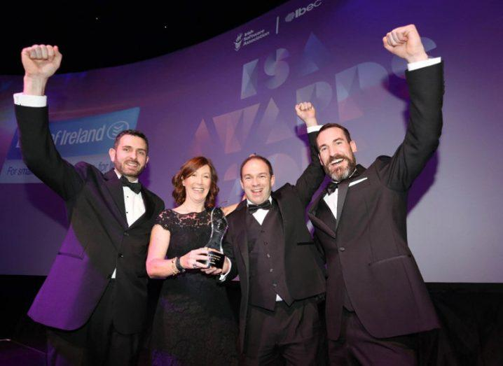 Movidius named software company of the year at ISA awards