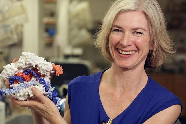 Jennifer Doudna, CRISPR