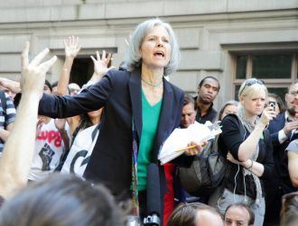 Jill Stein gets $2.5m to seek recount of US election electronic votes