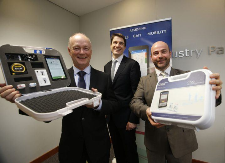 UCD medtech spinout Kinesis raises €590,000 to fuel global sales