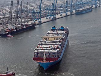 Reefer delight: How Maersk Line uses IoT on the open seas