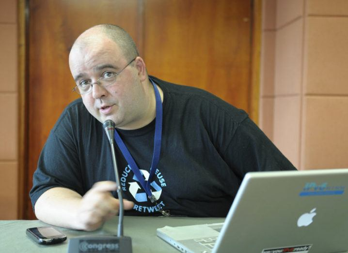 Blacknight's Neylon is first Irishman to join ICANN domain name council