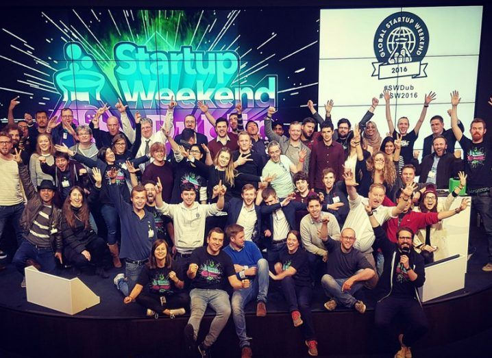 Taskee named overall winner at Startup Weekend Dublin