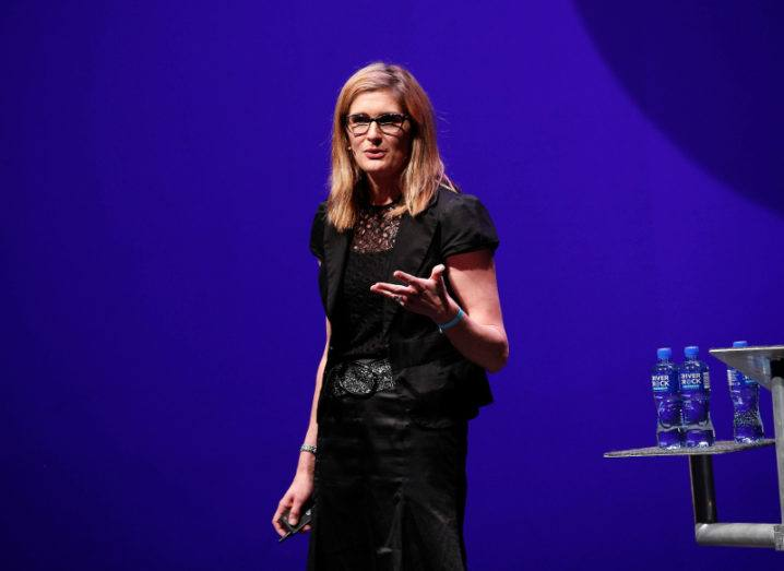 Sinead Kenny – Inspirefest 2016 Picture Conor McCabe Photography