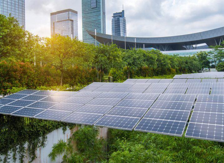 Solar Blockchain Siemens