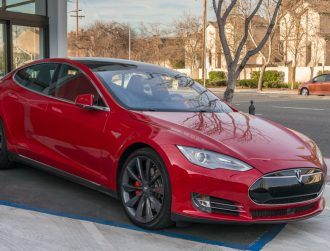 You can now buy a Tesla Model S and X in Ireland