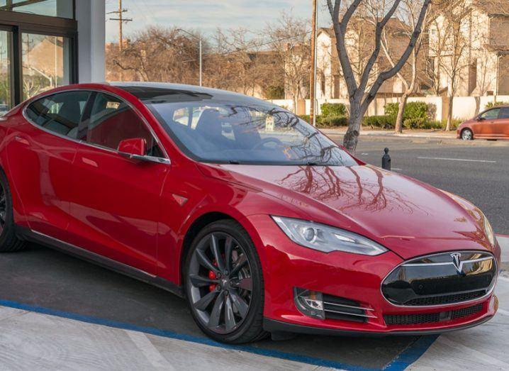 Tesla Ireland price