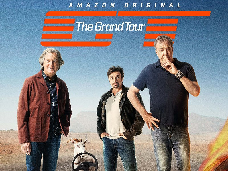 amazon prime video to go global and challenge netflix in grand tour drive. Black Bedroom Furniture Sets. Home Design Ideas
