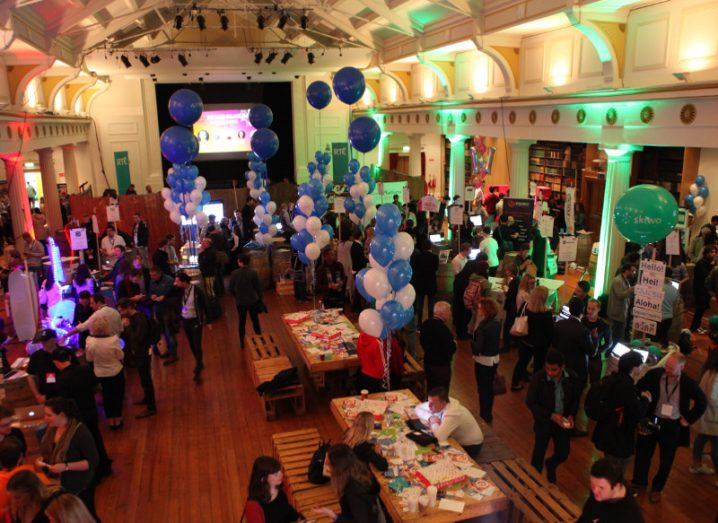 The sights, sounds and start-ups at Uprise Festival Dublin
